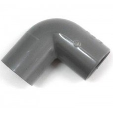 Piping Elbow PVC 15mm 1/2""