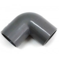 Piping Elbow PVC 20mm 3/4""
